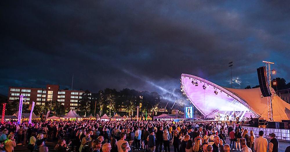 EuroPride 2018 stage