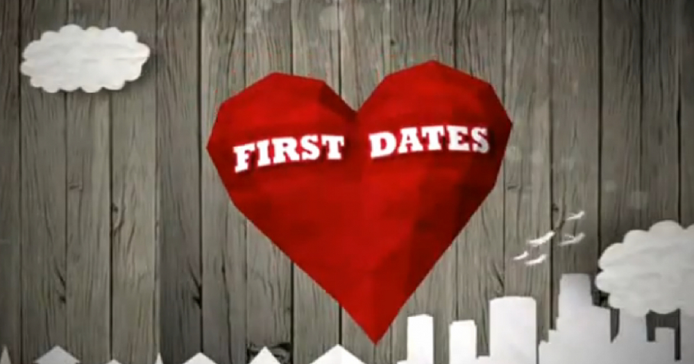 The logo of RTÉ's First Dates Ireland