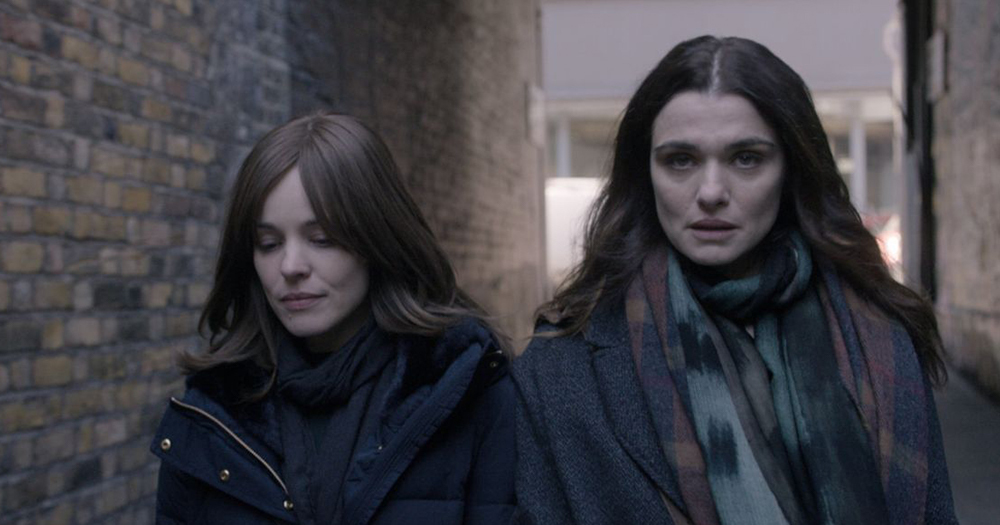 Galway Film Fleadh Showcases Queer Storytelling With It's 'Out On Film' Programme. Picture of Rachel McAdams and Rachel Weisz in Disobedience
