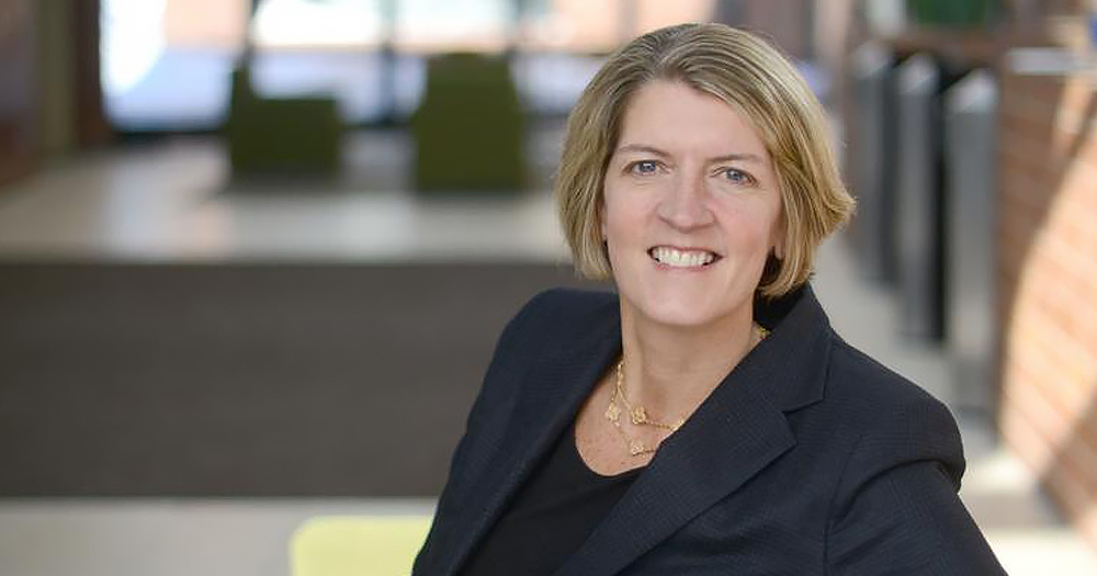 PHOTO OF LAND O'LAKES CEO BETH FORD