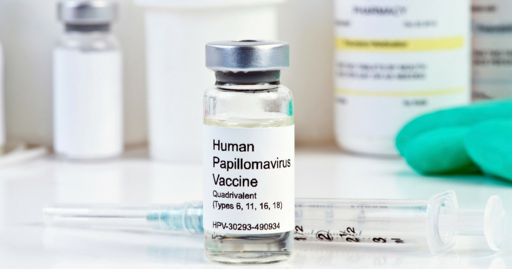 The HPV vaccine will be extended to boys, having only been available to girls up until now.