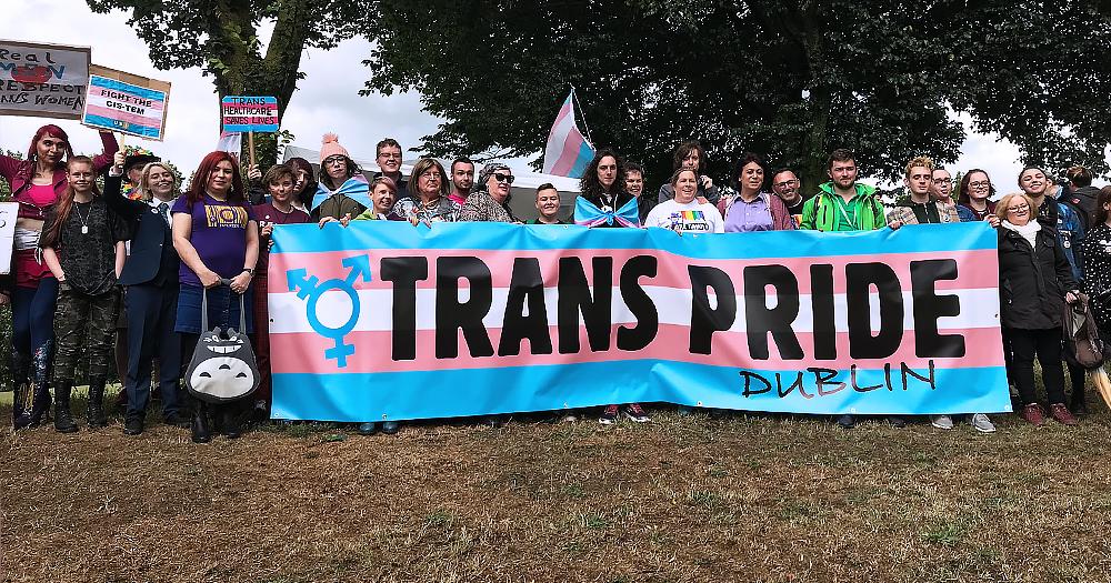 organisers of trans pride