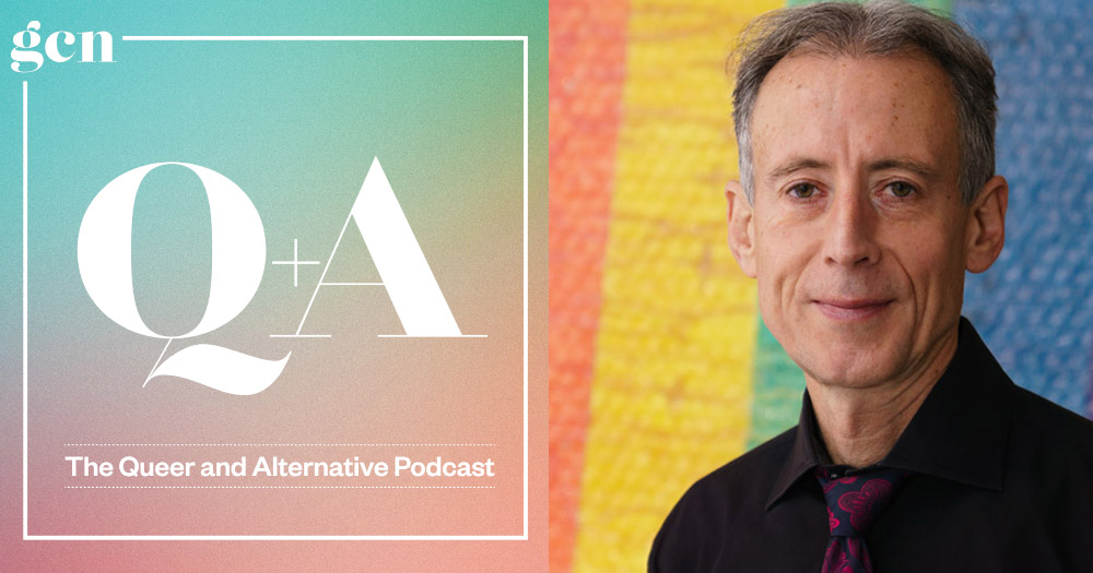 Queer and Alternative Podcast with Peter Tatchell