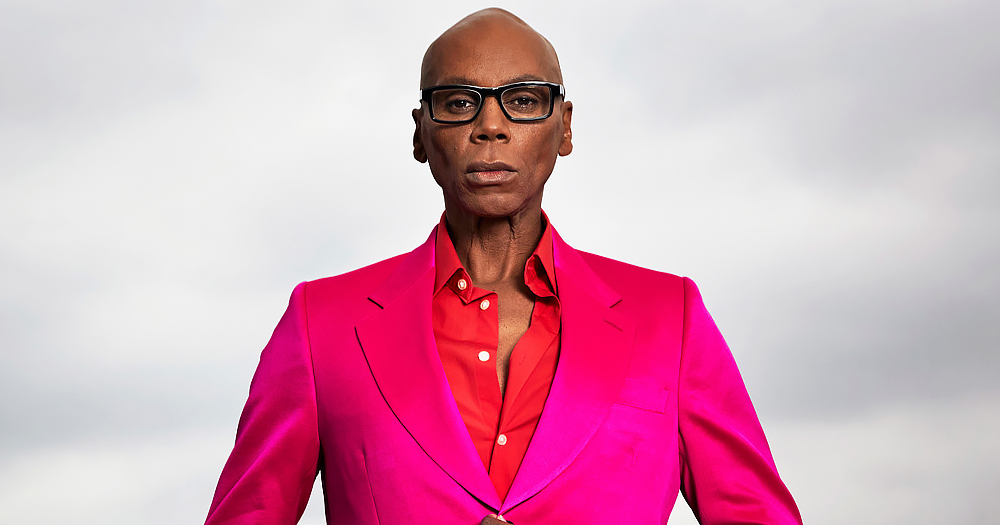 RuPaul Gets Talkshow