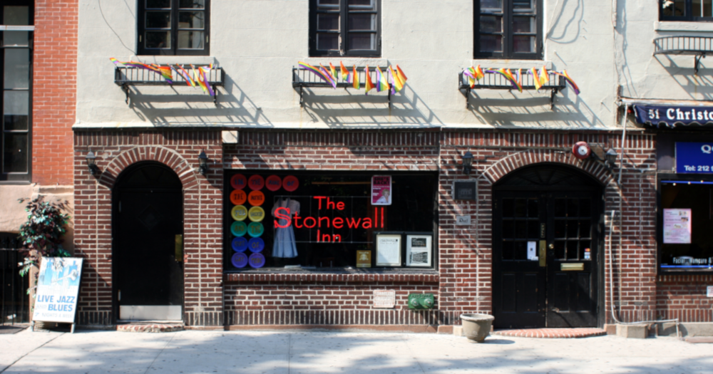 Teen Arrested After Damaging Stonewall Inn
