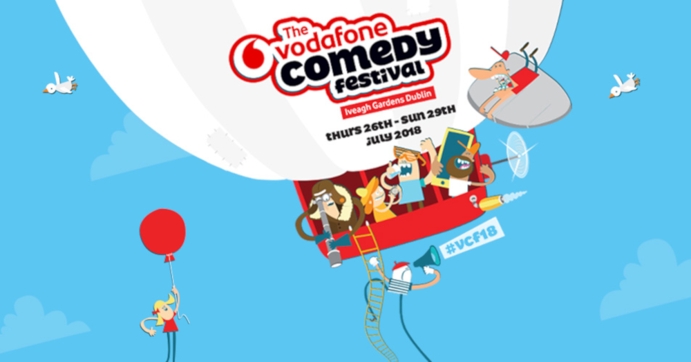 Six Queer Comedians To Check Out At The Vodafone Comedy Festival