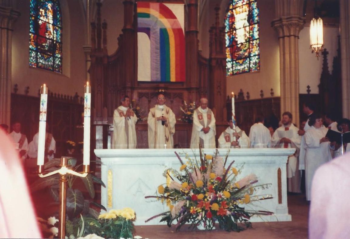 Rainbow Gay Christian Hookup