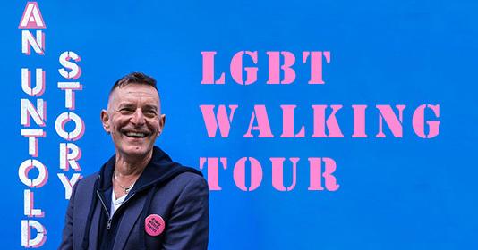 Tonie Walsh's Walking Tour