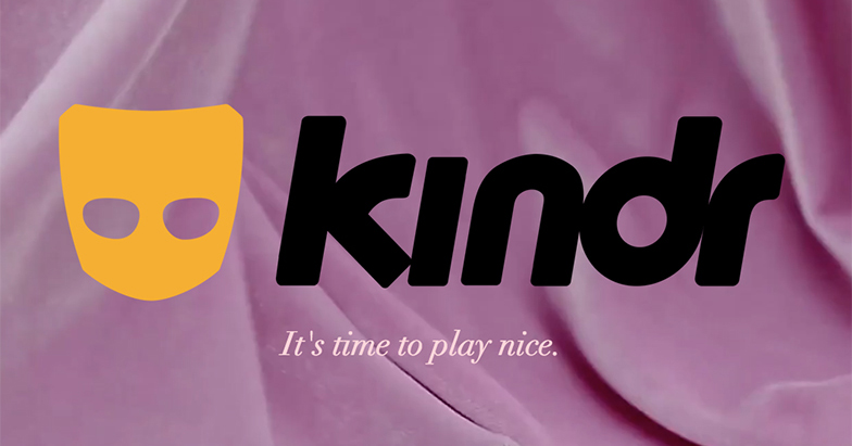 Grindr's new anti-discrimination campaign Kindr