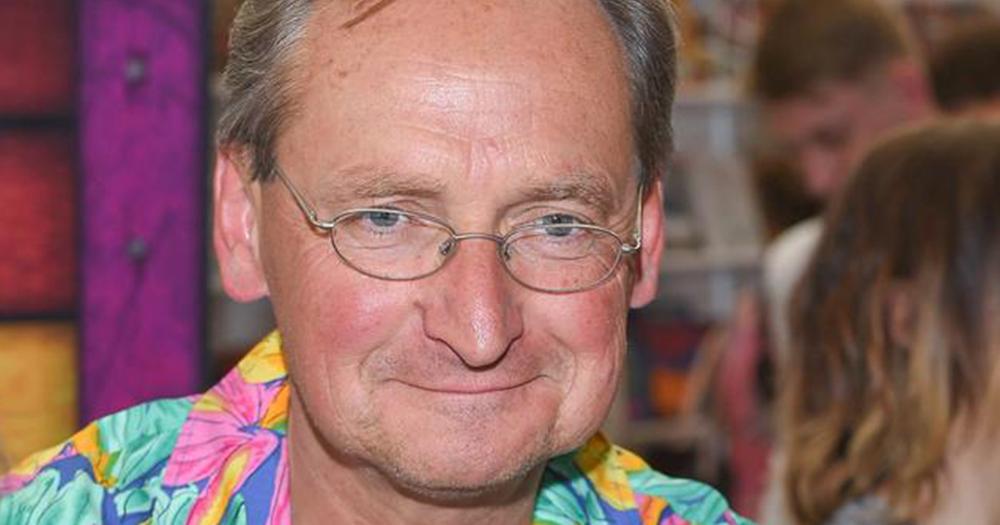 Image of Wojciech Cejrowski.