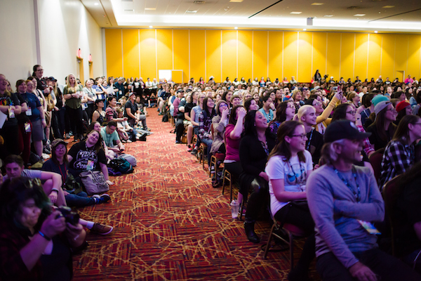 ClexaCon Convention for LGBT+ women