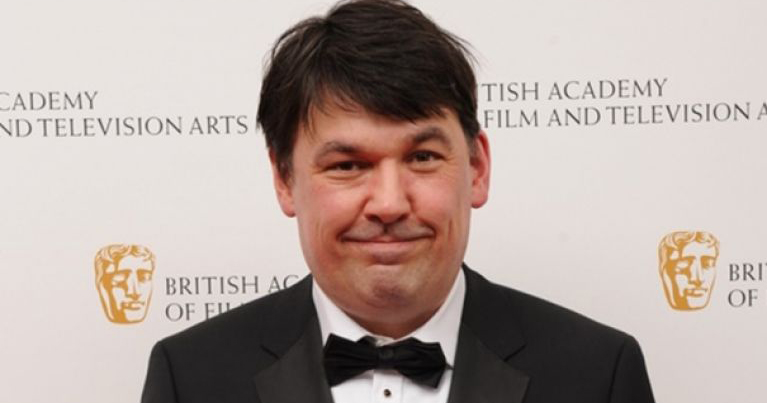 Image of Graham Linehan, who was given a warning by police.