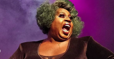 Latrice Royale at Heels of Hell