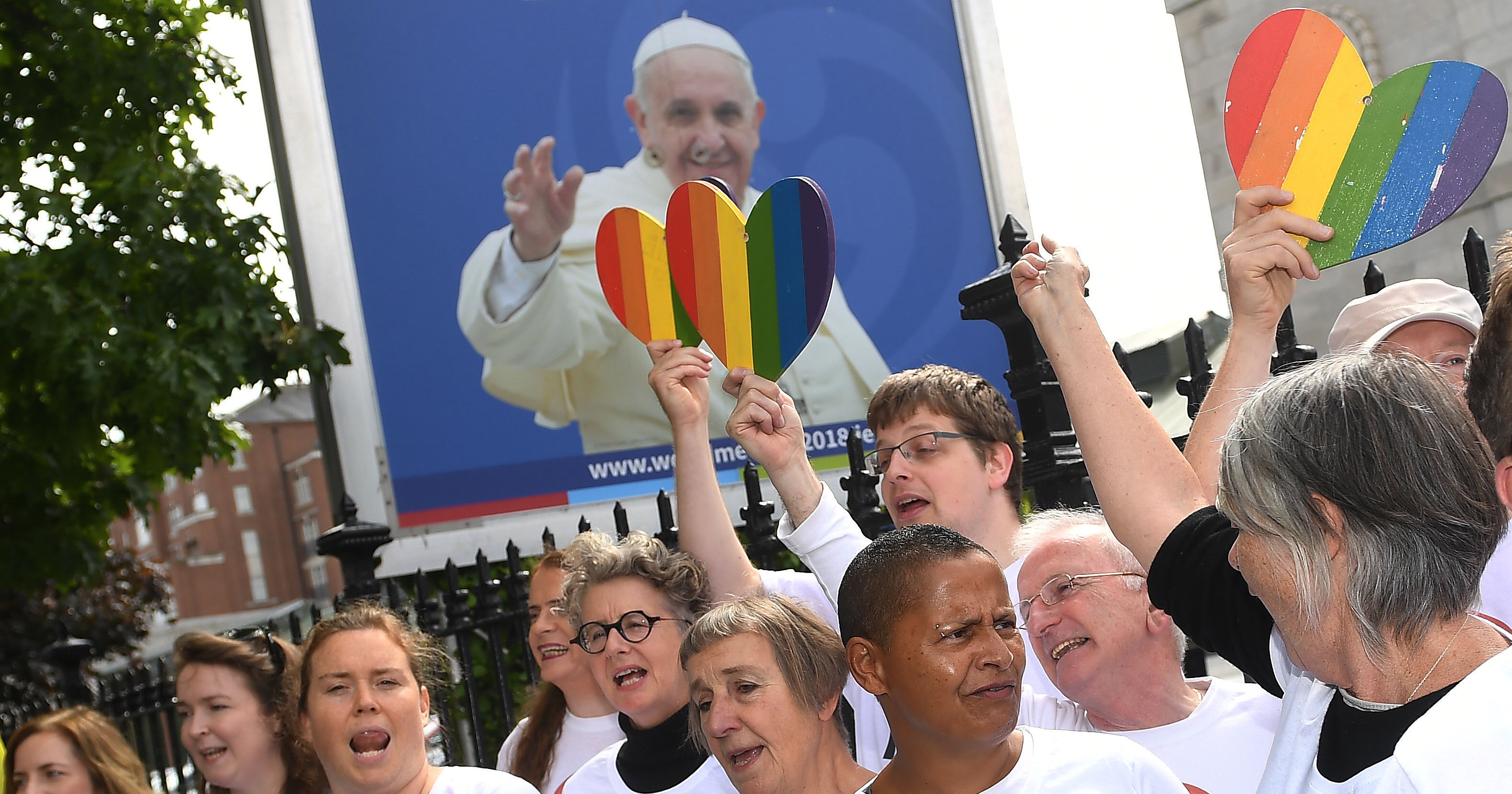 Catholics survey about LGBT people