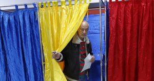 Romanian referendum