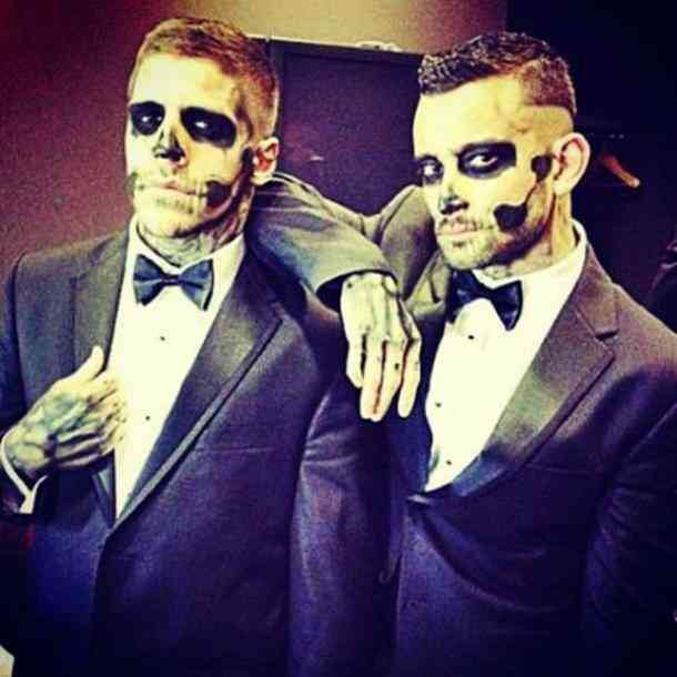 Skeletons Halloween costumes
