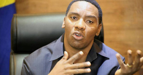Image of Governor Paul Makonda who announced that LGBT+ people will be forced to undergo conversion therapy.