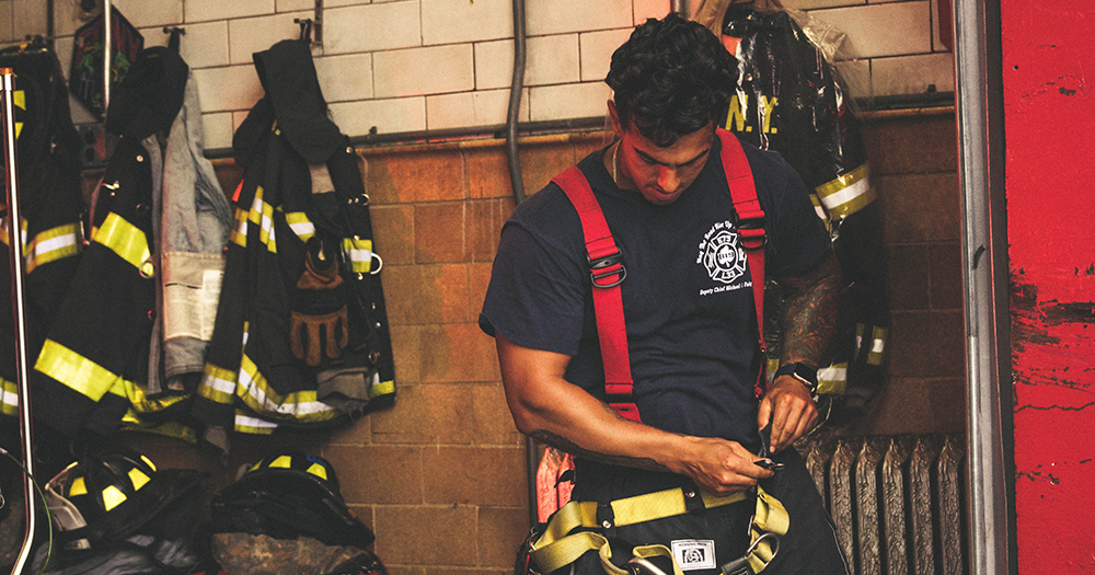 Gay Fireman Sues For Loss Of Job Due To Discrimination
