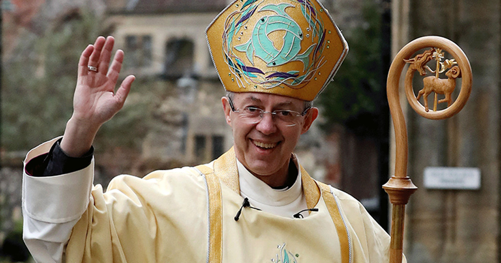 Image result for archbishop of canterbury