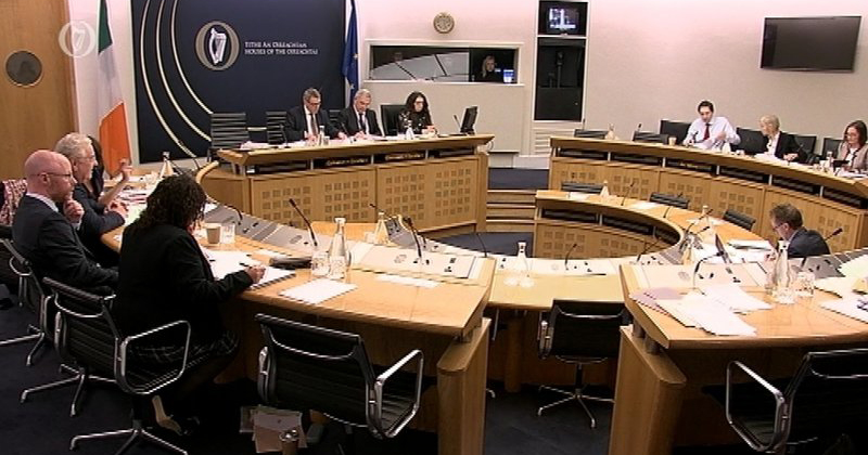 Image of the committee hearing.