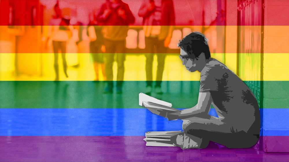 LGBT+ lessons in school curriculum