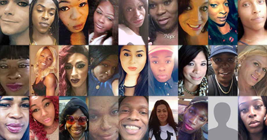 The trans people who have died because of transphobic violence in 2018 in the US