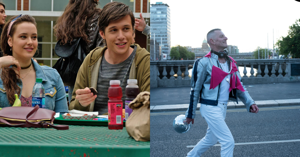 Love, Simon and I am Tonie Walsh - best of queer 2018