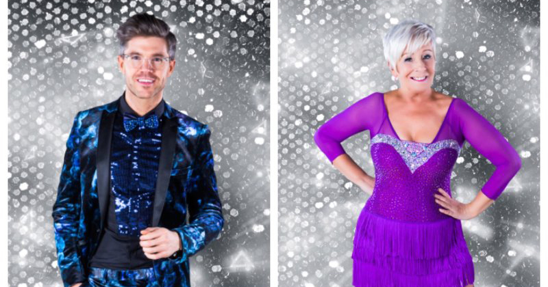 'Dancing With The Stars' contestants Darren Kennedy and Eilish O'Carroll