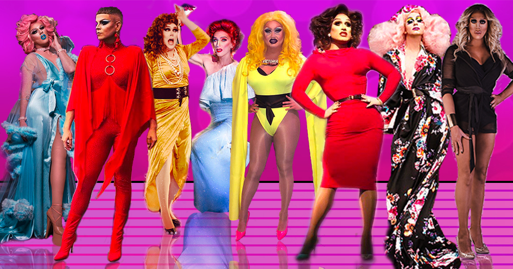 Irish drag stars queens Will Be Able To Compete On RuPaul's Drag Race UK: Here Are The Queens We Want To See