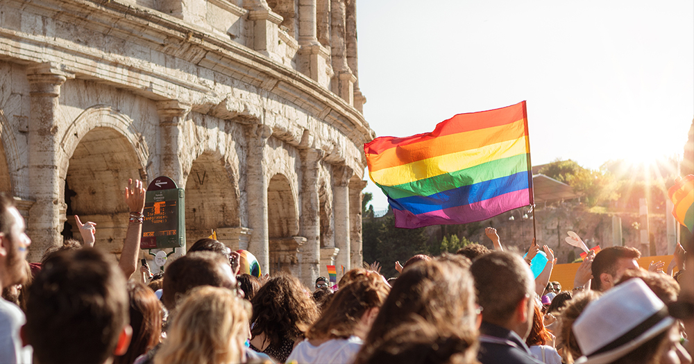 Italian Government Stops Distribution Of LGBT+ Inclusive Survey