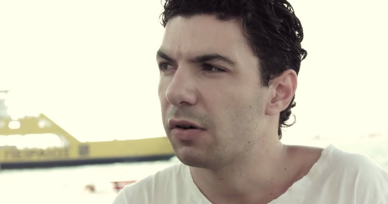 close-up of Zak Kostopoulos, whose attackers will face charges in court next week.