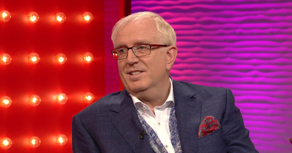 Rory Cowan, who weighed in on the Fairytale of New York controversy