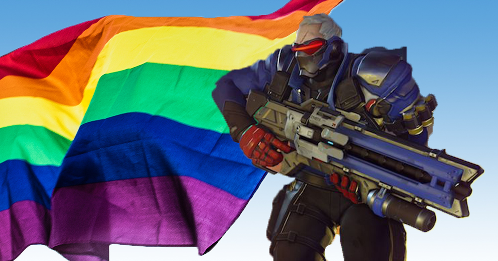 Overwatch Announces Second LGBT+ Character