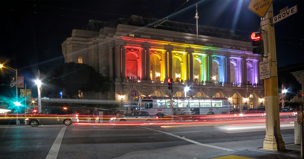 San Francisco Is Getting A Dedicated LGBT+ Arts Centre