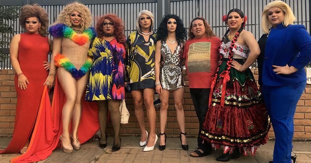 drag border