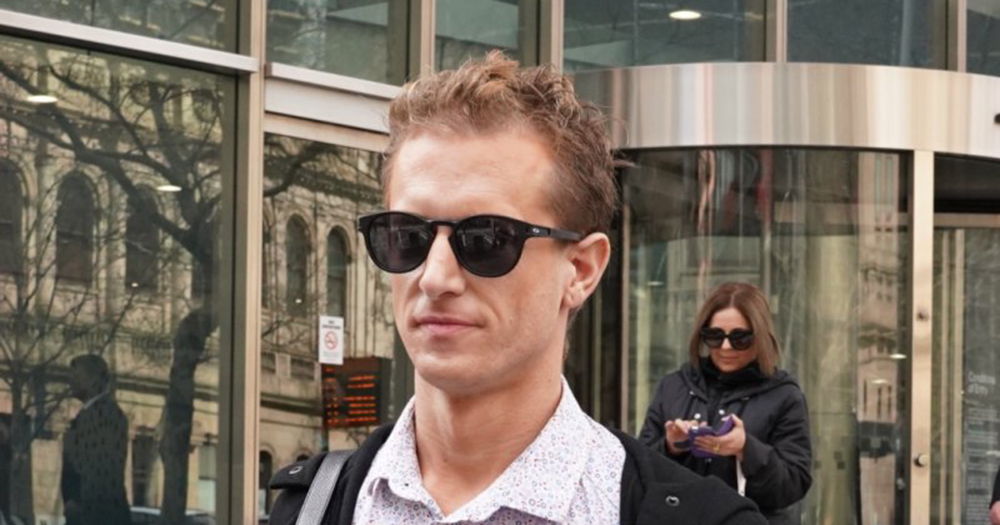 Timothy Ruge, the Melbourne man who blackmailed an engaged Grindr user