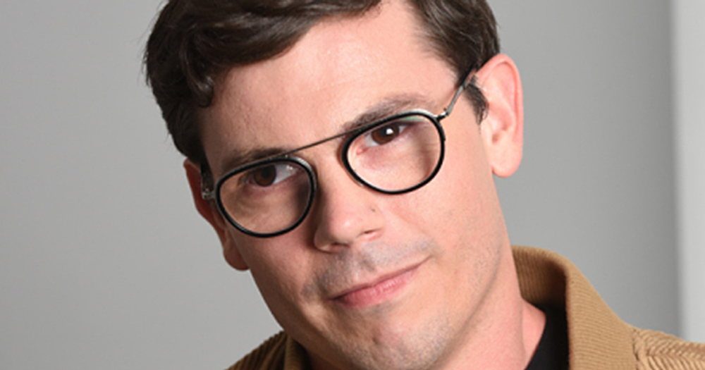 Ryan O'Connell, star of Netflix show 'Special'