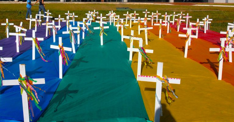 Frightening Report On Hundreds Of LGBT+ Killings In Brazil Shows A Community In Crisis