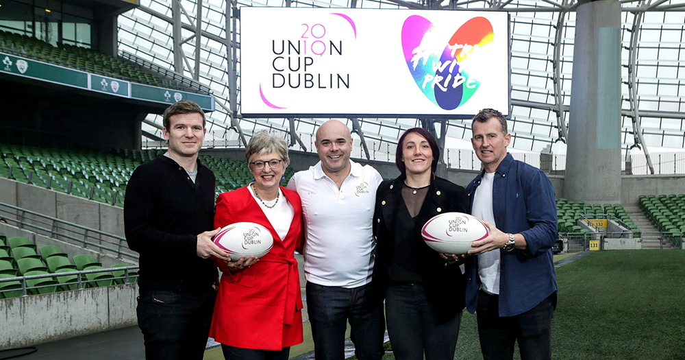 Ireland To Host Union Cup - Europe's Biggest LGBT+ Rugby ...