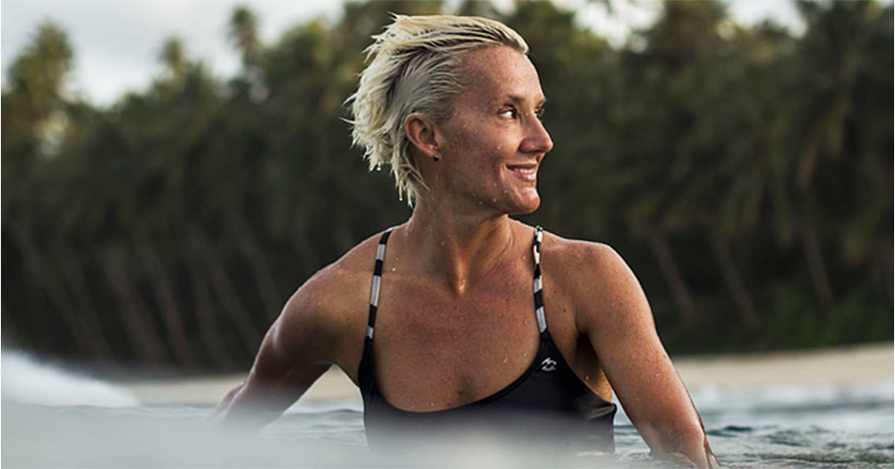 Lesbian World Champion Surfer Keala Kennelly