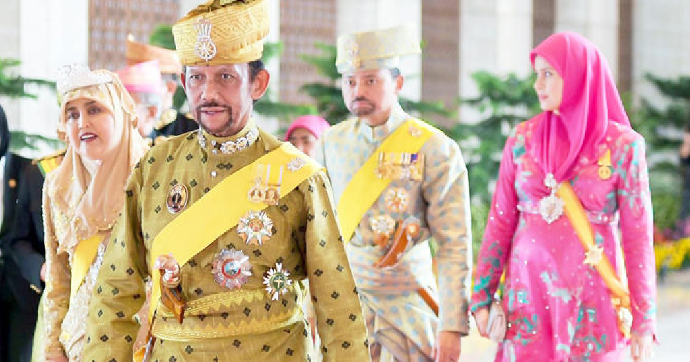 LGBT+ Community Now Face The Death Penalty In Brunei