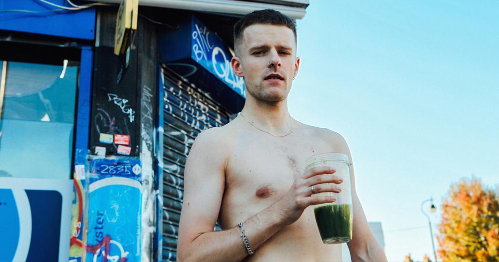 Oisín McKenna On Queer Identity, Capitalism And Mental Health