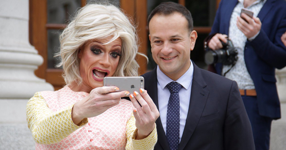 Panti Deems Criticism Of Varadkar's Letter To Kylie As Homophobic