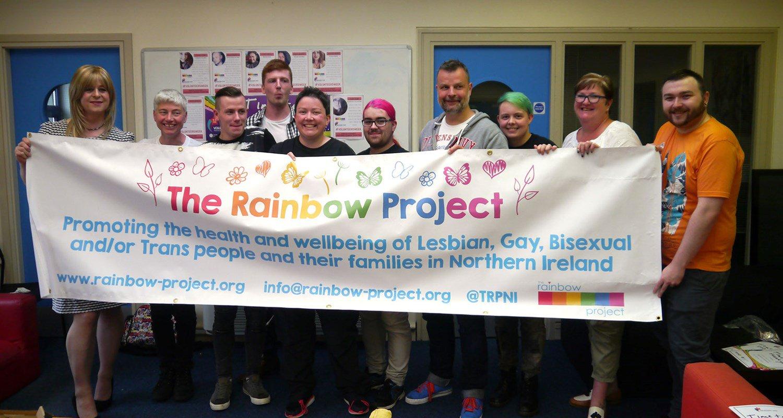The Rainbow Project team