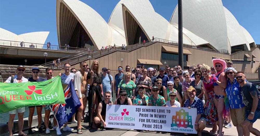 Sydney Mardi Gras Is Heading To Newry