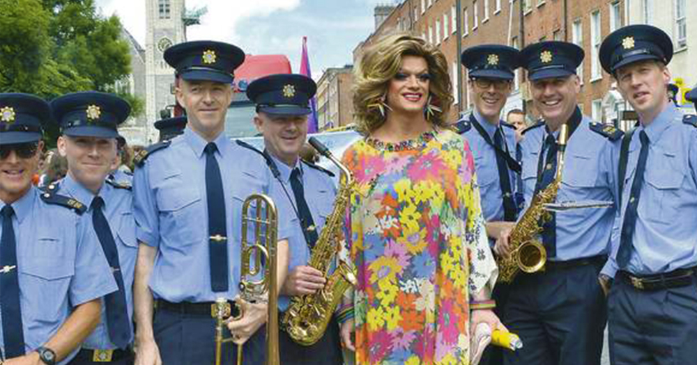 Dublin Pride Respond To Concerns Regarding The Inclusion Of Uniformed Gardaí In Dublin's Pride Parade