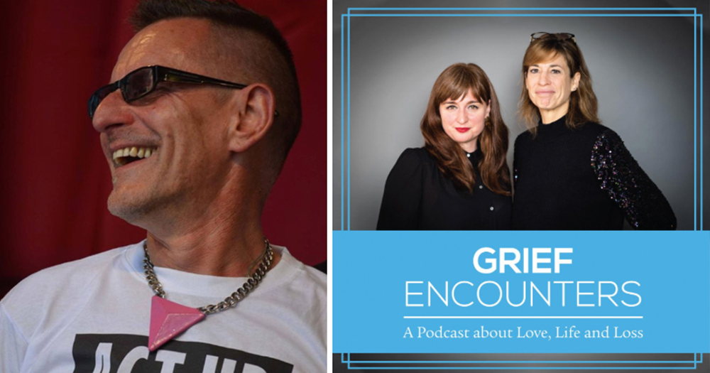 Tonie Walsh on Grief Encounters