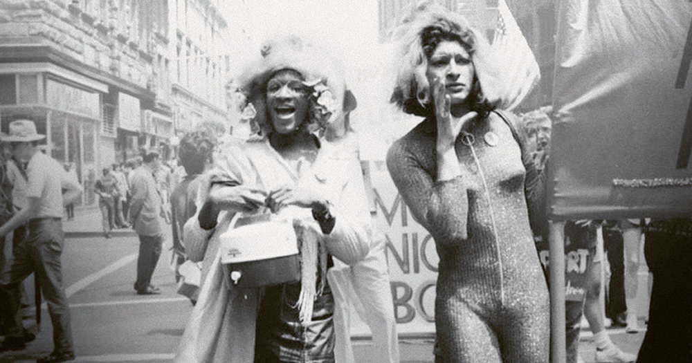 Stonewall Marsha P Johnson and Sylvia Rivera