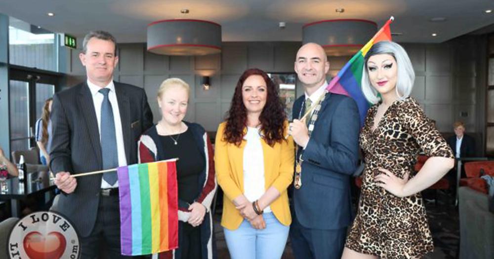 Moninne Griffith Limerick Pride