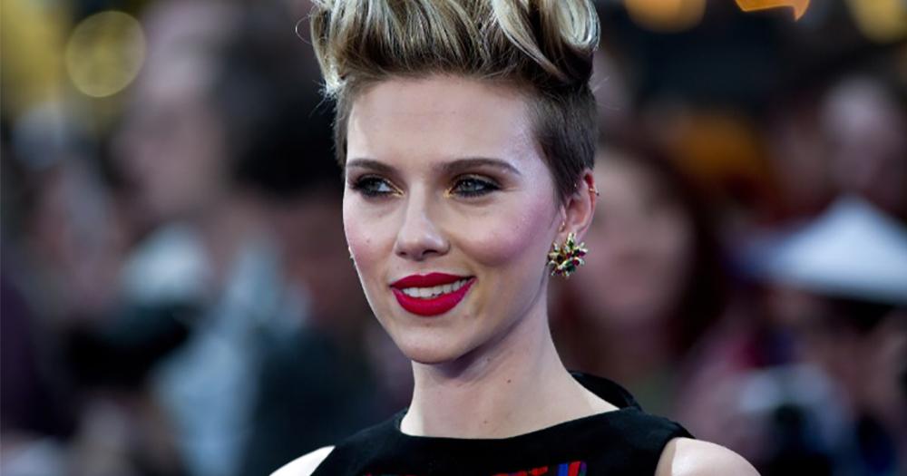 Scarlett Johansson responds to criticism about her comments regarding trans role